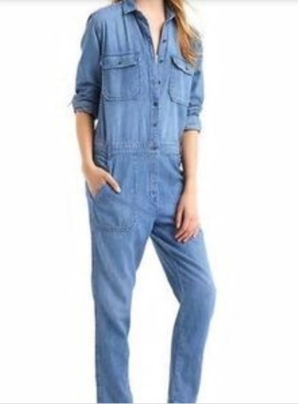 686577a60990 GAP Pants - SALE Gap 1969 denim jumpsuit